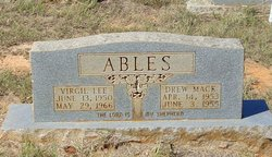 Virgil Lee Ables