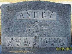 Ida Faulkner Ashby