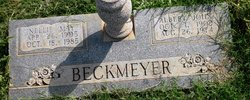 Nellie May Beckmeyer