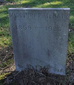 Missouri Florence McNair