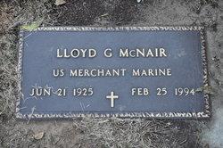 Lloyd G. McNair