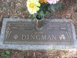 Leslie Alton Dingman