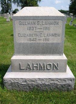 Elizabeth C <i>Meekin</i> Lahmon