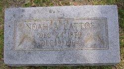 Noah A. Lattof