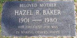 Hazel R. <i>Thorp</i> Baker