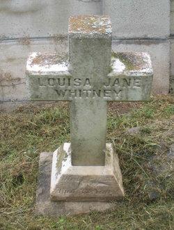 Louisa Jane Whitney