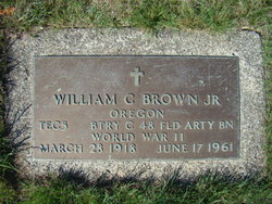 William Clarence Brown, Jr