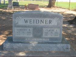 Claude L. Weidner