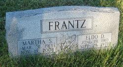 Martha S <i>Senner</i> Frantz
