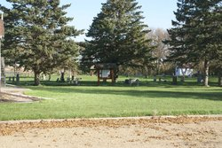 Fron Lutheran Cemetery