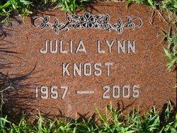 Julia Lynn Julie Knost