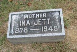 Ina Galbraith <i>Mitchell</i> Jett