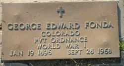George Edward Fonda