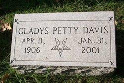 Gladys Petty <i>Dodge</i> Davis