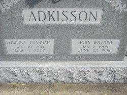 John Wilford Adkisson