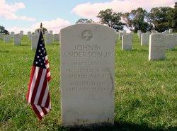 PFC John W Cakey Anderson, Jr