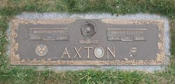 Orland Hardy Axton