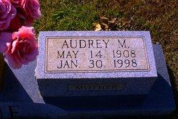Audrey M. Blue
