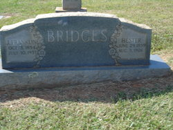Hester <i>Hamrick</i> Bridges