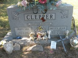 Betty Jean <i>Ranspot</i> Clepper