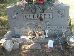Betty Jean <i>Ranspot</i> Clepper
