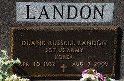 Duane Russell Landon