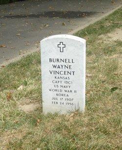 Burnell Wayne Vincent