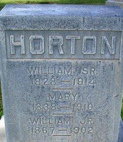 Mary Adeline <i>Redman</i> Horton
