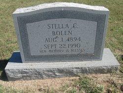 Stella C <i>Roberson</i> Bolen