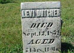 Levi Dutcher