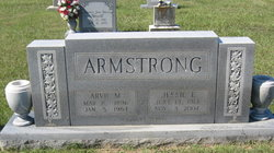 Arvil M Armstrong