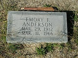 Emory F. Anderson