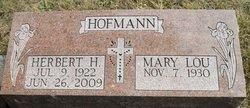 Herbert Henry Hofmann
