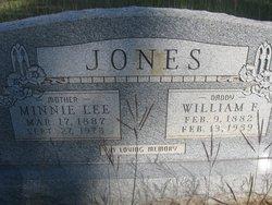 William Franklin Jones