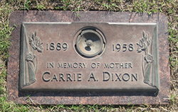 Carrie A Dixon