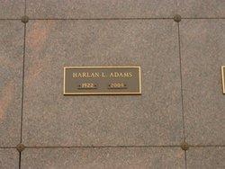Harlan L Adams