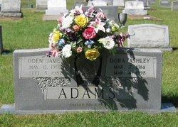 Dora Larene <i>Ashley</i> Adams