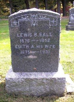 Lewis Burton Ball