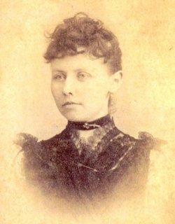 Francis Matilda Fannie <i>Hamilton</i> Earnest