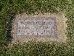 Wayne Anthony Clemens