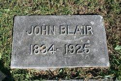 John K. Blair
