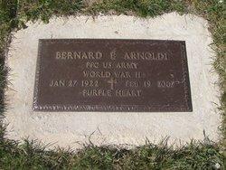 Bernard Eugene Arnoldi