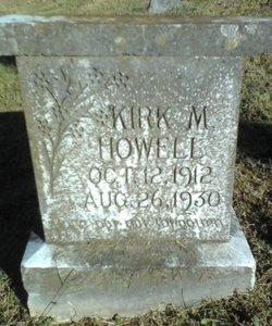 Kirk M. Howell