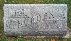 Edward Homer Burden