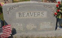 Melva H <i>Peek</i> Beavers
