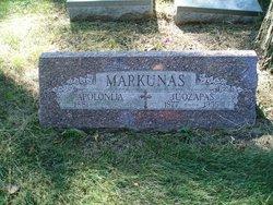 Apolonija <i>Uzemetzkate</i> Markunas