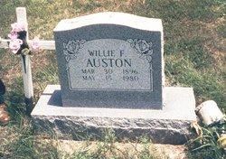 Willie Francis Auston