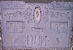 Reynold Christian Babe Braune