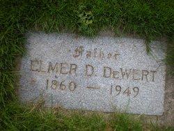 Elmer D. DeWert