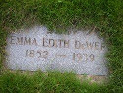 Emma Edith DeWert